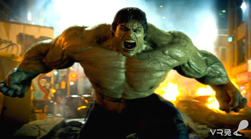 A Hulk VR Experience Is Being Quietly Tested At Universal Studios