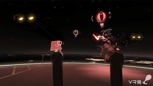 <b>I-Illusions宣布VR游戏《Space Pirate Trainer》将更新 支持HTC Vive</b>
