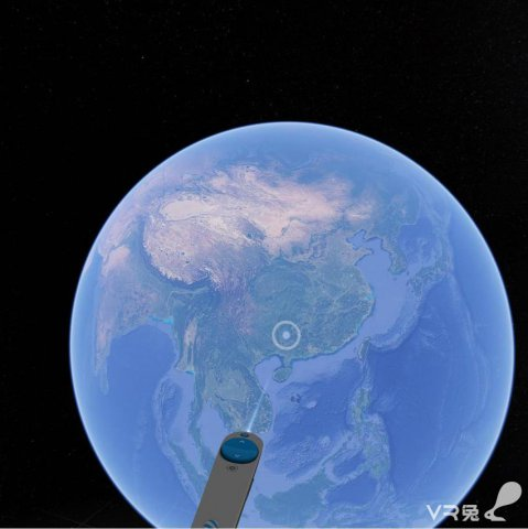 如何评价Google Earth VR?